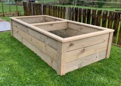 Landscape Supply Co Custom Planter Box